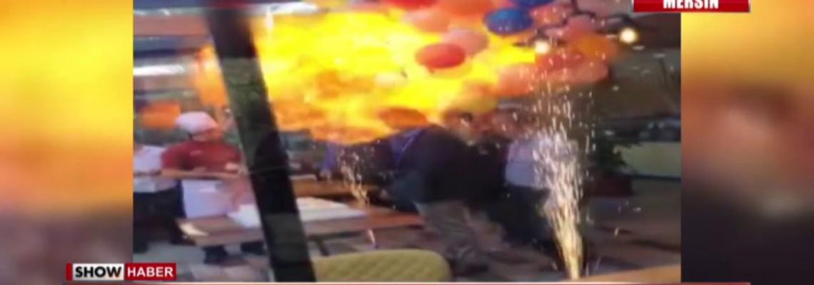 Uçan balonlarda büyük tehlike