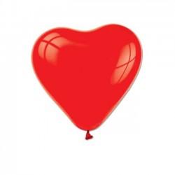 Balon Kalpli Kırmızı