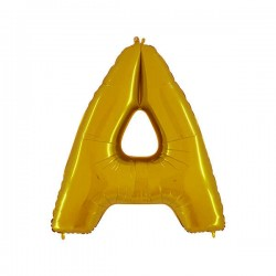 Folyo Balon 40 inç Gold A