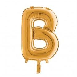 Folyo Balon 40 inç Gold B