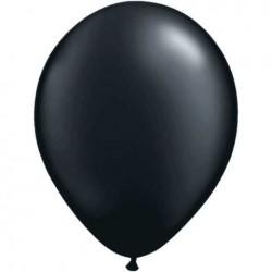 Metalik Balon Siyah
