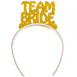 Bride Team Taç Gold