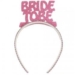 Bride To Be Taç Pembe