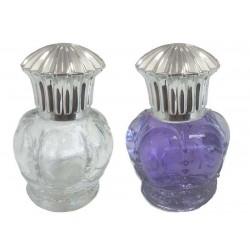 50 cc Kral Tacı Gümüş Kristal Kapaklı Şişe