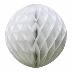25 cm Beyaz Petek Fener