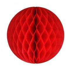 25 cm Kırmızı Petek Fener
